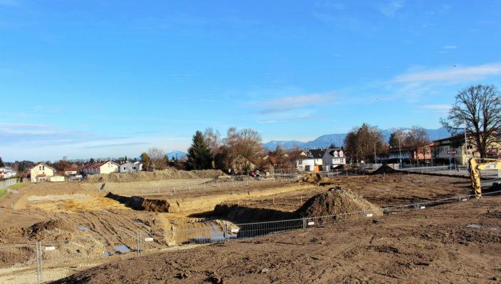 Das Baugebiet im Überblick: Hier entsteht ein neues Wohnquartier, das seinen künftigen Bewohnern viele Möglichkeiten bietet.