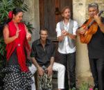 Sie haben den Flamenco im Blut! Foto: re
