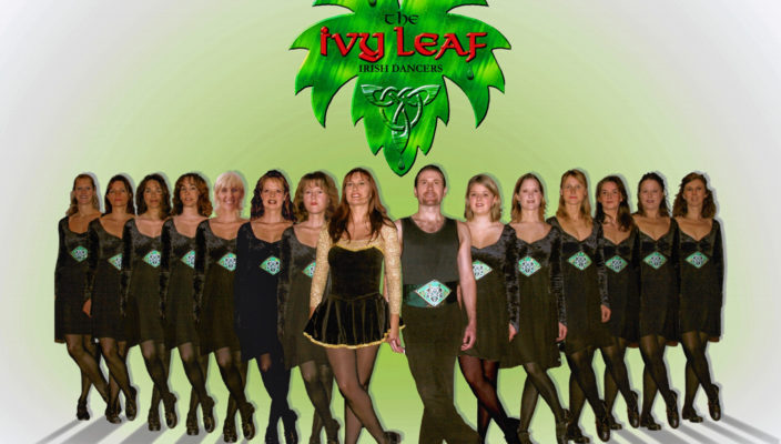 """Irischer Schwung mit """"The Ivy Leaf""""."""