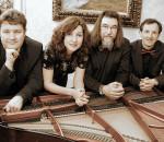 """Das Ensemble ,,La Fuente"""" steht für feinfühlige Melodien und musikalische Leidenschaft. Foto: re"""