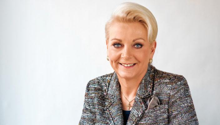 Rosenheims Oberbürgermeisterin Gabriele Bauer.