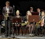 Die Big Band vom Ignaz-Günther-Gymnasium ist dabei beim Parkfest in Rosenheim!