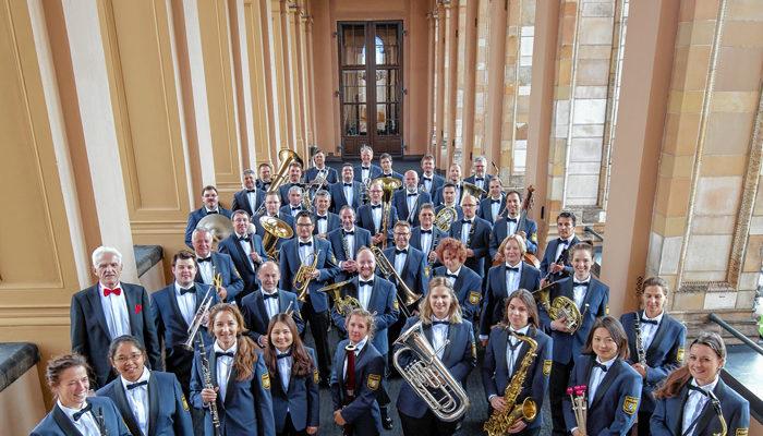 Das Polizeiorchester Bayern als Bindeglied zwischen Polizei und Bürgern.