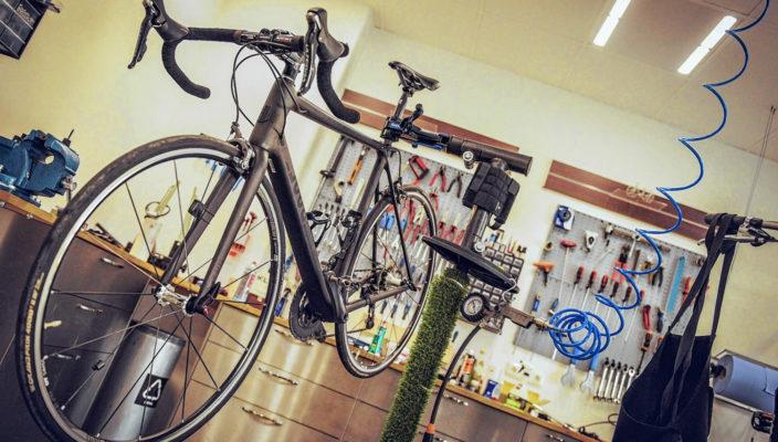 Auch Fahrräder werden wieder funktionstüchtig gemacht. Foto: pixabay