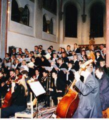 Das Bruckner-Requiem gibt es am 17. November zu hören.