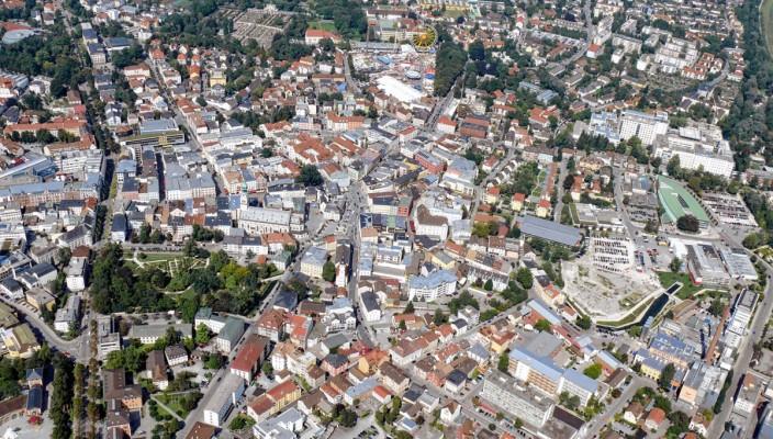Rosenheim ist als Standort absolut beliebt.