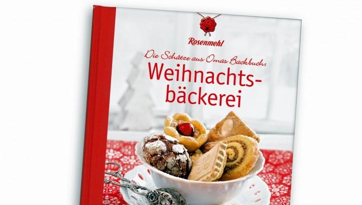 Im Backbuch von Rosenmehl findet wirklich jeder sein Lieblingsrezept!