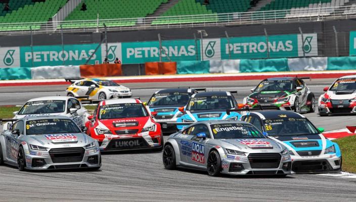 Die TCR International Series auf dem Salzburgring sollten Sie nicht verpassen.