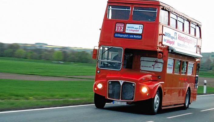 Der Infobus kommt nach Rosenheim!