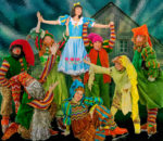 """Eine bezaubernde Aufführung für Jung und Alt bringt das Ensemble des """"Russian Circus on Ice""""."""