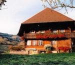 Ein idyllisches Schwarzwaldhaus.