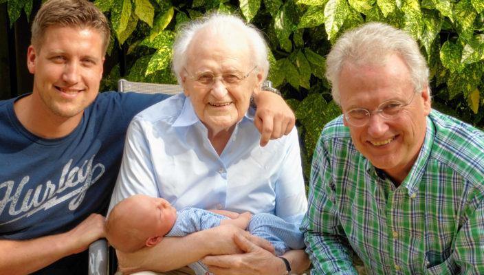 Die Generationen müssen zusammenhelfen! Foto: pixabay