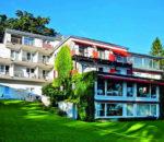 Das Hotel Seehof in Überlingen am Bodensee.