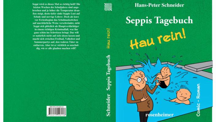 Auch in diesem Band der beliebten Kinderbuchreihe erlebt der Seppi wieder so manches Abenteuer.