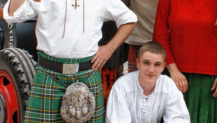 Shamrock – Irish Folk & Scottish Music. Foto: fkn