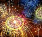 Ein prächtiges Feuerwerk gehört wohl in den meisten Ländern zur Silvestertradition.