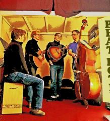 Mit dabei in Wasserburg ist die Gruppe Beat Hotel.