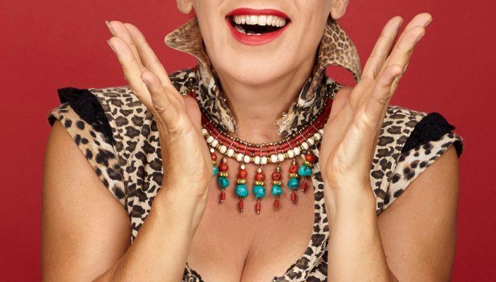 Älterwerden ist gar nicht so schlimm, meint Sissi Perlin-