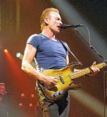 Ein Weltstar gibt sich die Ehre: Sting kommt nach Rosenheim!