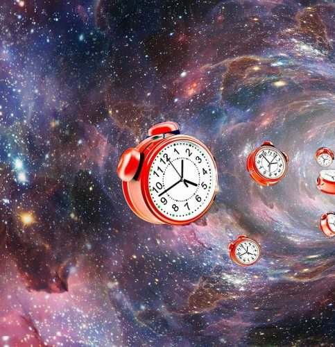 Dem Universum ist's egal, für den Menschen aber ist die Zeitmesssung ein wichtiger Faktor.