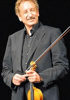 Florian Sonnleitner, Konzertmeister des Sinfonieorchesters des Bayerischen Rundfunks.