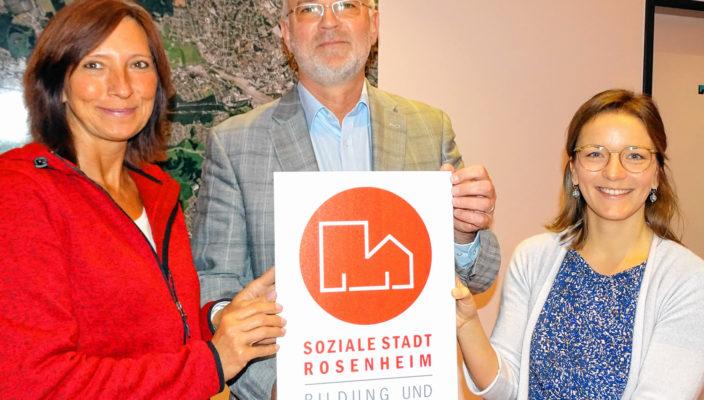 Lydia Rastinger, Werner Pichlmeier und Katharina Zeh (von links).
