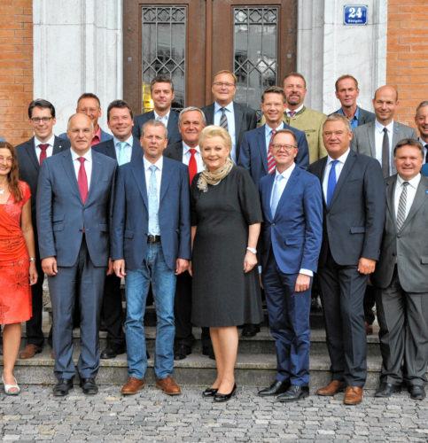 Hochkarätiges Gremium zum Städtetag in Rosenheim