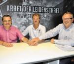 Die drei langjährigen Starbulls-Vorstände Willi Graue, Richard Diebald und Karl Aicher kandidieren nicht mehr für die Vorstandschaft.