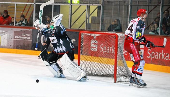 Ehelechner hält den entscheidenden Penalty. Foto: Ludwig Schirmer