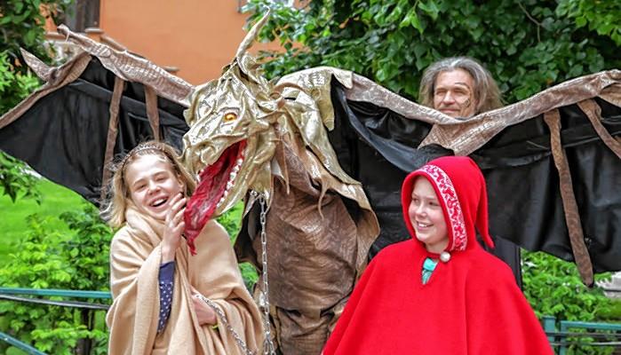 Ein tolles Erlebnis für die ganze Familie ist das Burgfest! Foto: Peter Seger / DOC / www.burg-fest.de