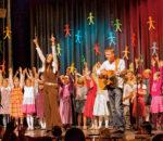 Sternschnuppe macht Musik für die ganze Familie!