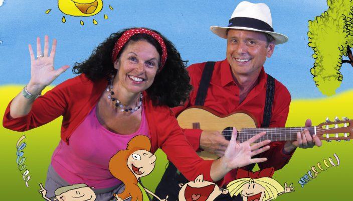 Sternschnuppe begeistert mit ihrer Musik Kinder und Eltern gleichermaßen.