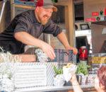 Der Street Food Markt ist ein kulinarisches Highlight! Foto: cityguide Rosenheim
