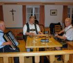 Das Klaus Taubenberger Trio.
