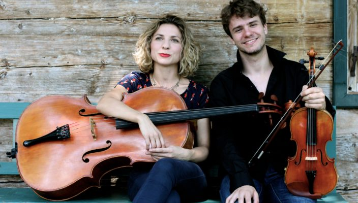 Auch in der klassischen Musik ist die Well-Familie mit Maria und Matthias Well bestens vertreten.