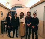 Gemeinsam machen sie sich für Unternehmerinnen stark (von links): Nadja Satzger, Johanna Mathäser, Monique Pasternack, Susanne Schaffer und Theresia Pösl.