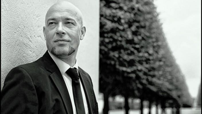 """Der """"Graf"""", Frontman und kreativer Kopf der Erfolgsgruppe UNHEILIG."""