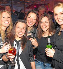 Partyspaß in Ebbs ist garantiert.