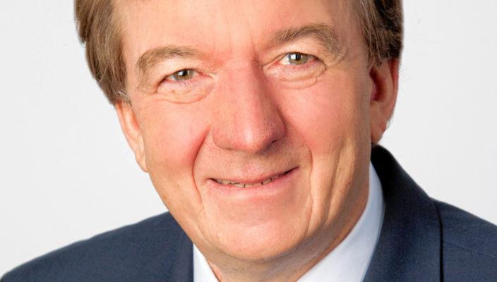 Hubert Kamml, Sprecher des Vorstands der Volksbank Raiffeisenbank Rosenheim-Chiemsee eG, freut sich über die weltweite Auszeichnung für den Genossenschaftsgedanken.
