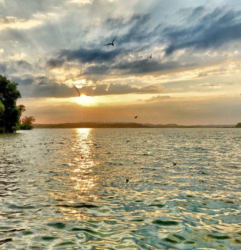 So schön wie hier in Aschau am Chiemsee kann Urlaub zu Hause sein. Foto: H.Reiter