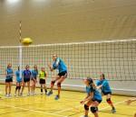 Die Volleyball-C-Jugend des MTV hat sich zum ersten mal für die süddeutsche Meisterschaft qualifiziert.