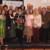 """Die ehemalige Sozialministerin Christa Stewens (mit Blumen) und die Vorstandschaft des Vereins """"Aktion für das Leben""""."""