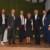 Die Vorstandsschaft des Wirtschaftlichen Verbandes (von links): Tobias Tomczyk (Vorstandsmitglied), Alfons Maierthaler (Vorstandsmitglied Finanzen), Paul Adlmaier (Vorstandsmitglied), Christina Pfaffinger (Vorstandsmitglied), Reinhold Frey (Vorsitzender) und Oliver Döser (stellvertretender Vorsitzender),. Foto: Schlecker