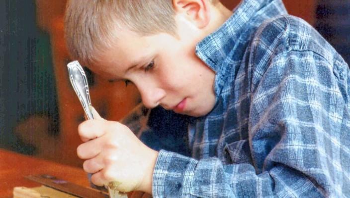 Kreatives Tun ist ein wichtiger Bestandteil der Waldorf-Pädagogik. Foto: re