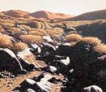 Bilder des türkischen Künstlers Mahmut Celayir zeigt der Kunstverein Rosenheim. Repro: Jacobi