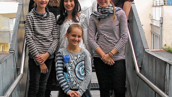 Die talentierten, jungen Künstler treten am 16. Dezembers im Künstlerhof auf.