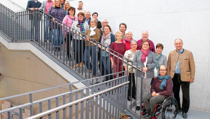 Sie helfen mit Rat und Tat, die ehrenamtlichen Wohnberater für Senioren und Menschen mit Behinderungen.