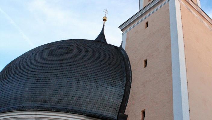 St. Johannes Baptist.