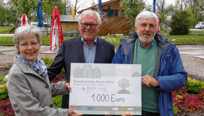 Die Sieger wurden von Peter Selensky ausgezeichnet.
