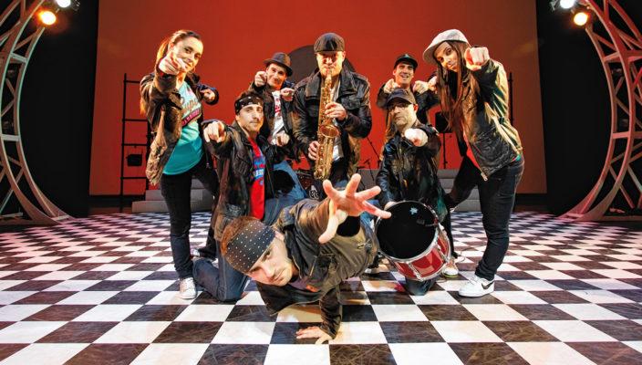 Tanz und Musik verschmelzen zu einer beeindruckenden Show. Foto: